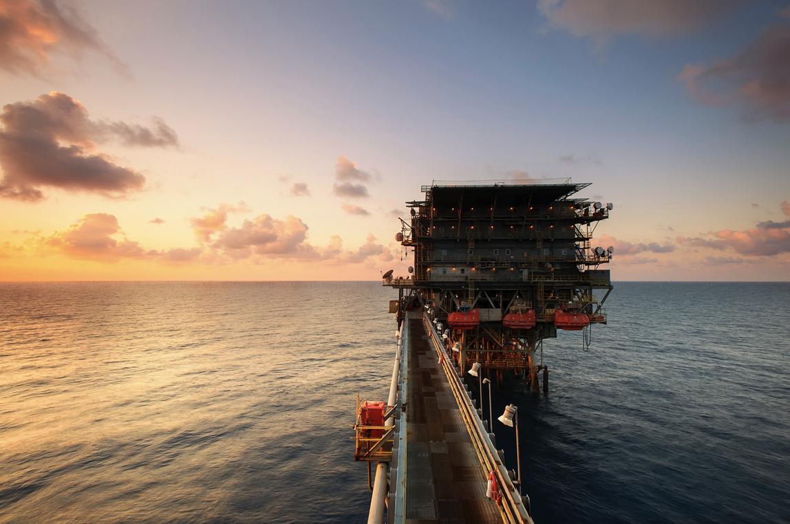 Norsk offshoreindustri i 2020